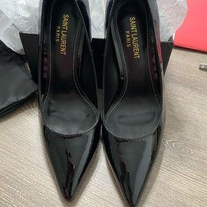Ysl high heels 37 - us 7